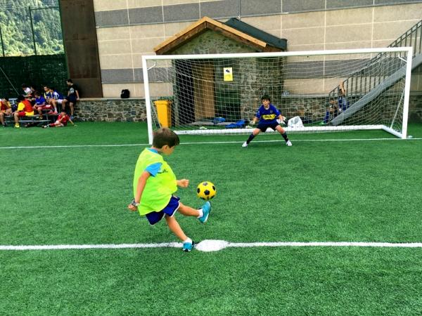 campamento futbol rialp - Camp Rialp – Soccer Camp