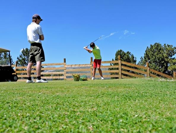 campamento golf verano - Camp Rialp – Golf Camp