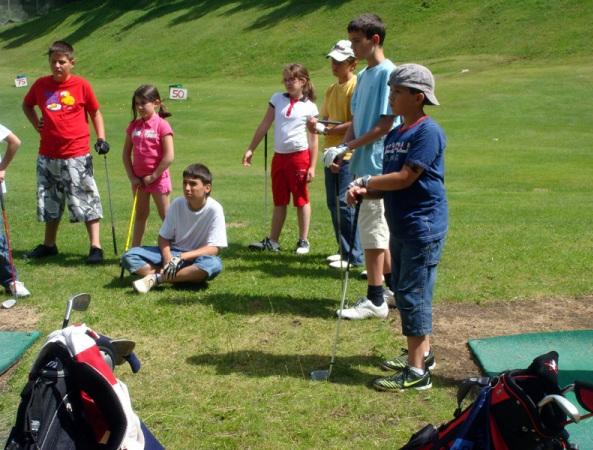 campamento ingles 1 - Camp Rialp – Golf Camp