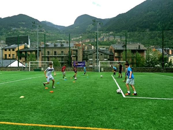 campamento ingles pirineo - Camp Rialp – Soccer Camp