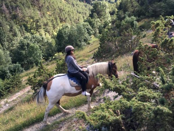 campamento ingles verano - Camp Rialp – Horse Camp