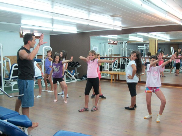 campamento ingles - Camp Rialp – Dance Camp
