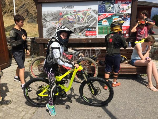 campamento pirineo - Camp Rialp – DH Bike Camp