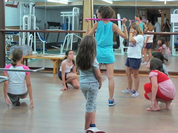 campamento verano pirineos - Camp Rialp – Dance Camp
