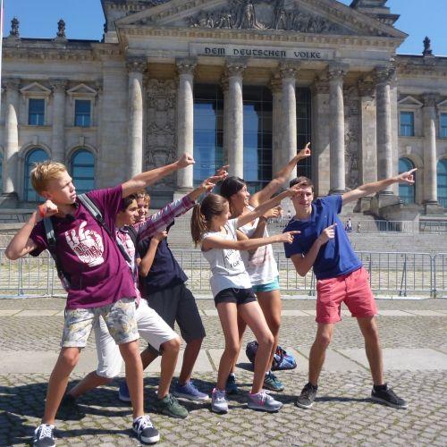 aleman para jovenes en Berlin