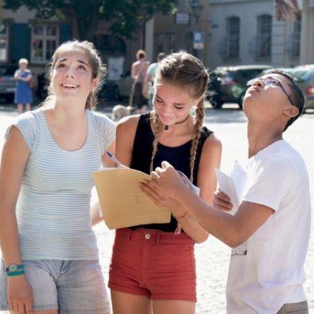 cursos aleman jovenes Fruburgo