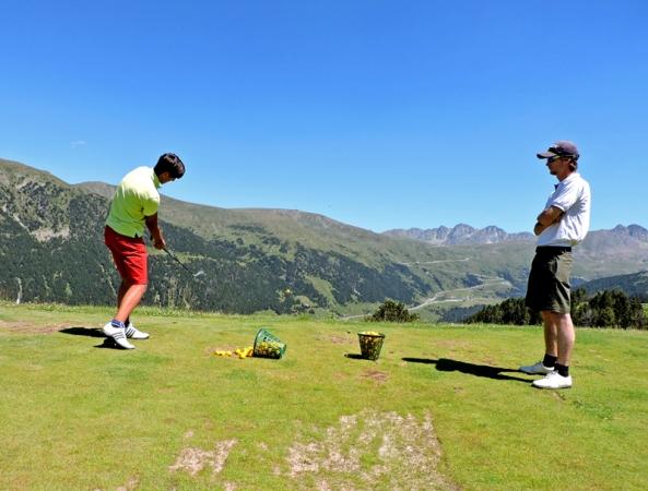 golf camp - Camp Rialp – Golf Camp
