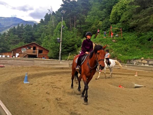 horse camp - Camp Rialp – Horse Camp