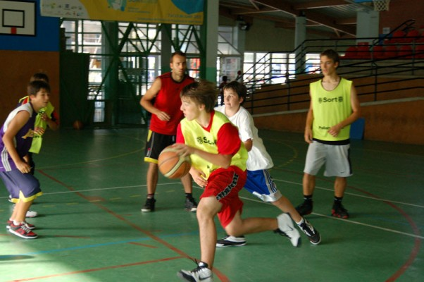 rialp aventura 1 - Camp Rialp – Basket Camp