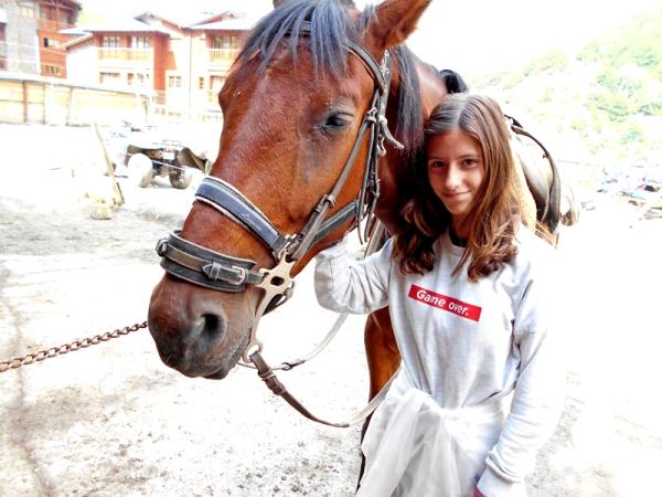 rialp aventura 5 - Camp Rialp – Horse Camp