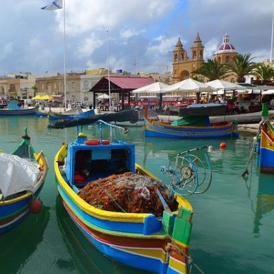 estudia inglés en Malta