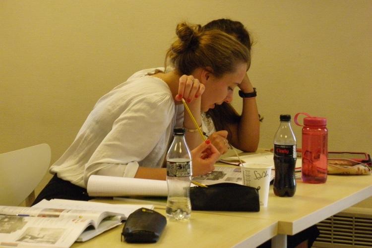 estudiar y trabajar en Francia