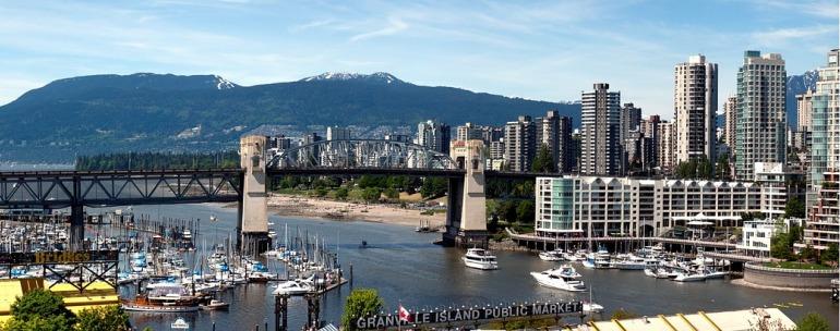 mejor ciudad para estudiar en Canadá
