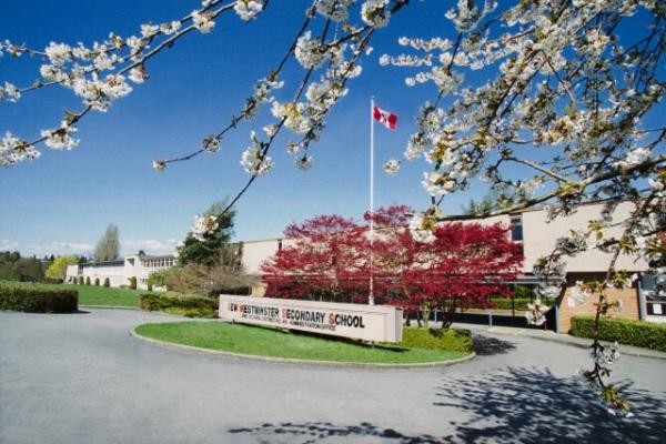 ano escolar en canada - New Westminster School District