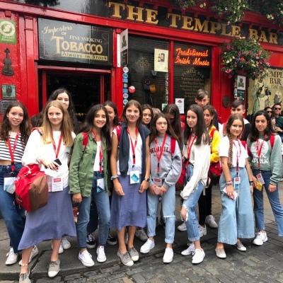 dublin - Cursos de inglés con viaje en Grupo para menores
