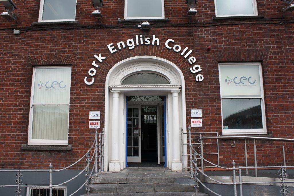 escuelas de ingles en Cork