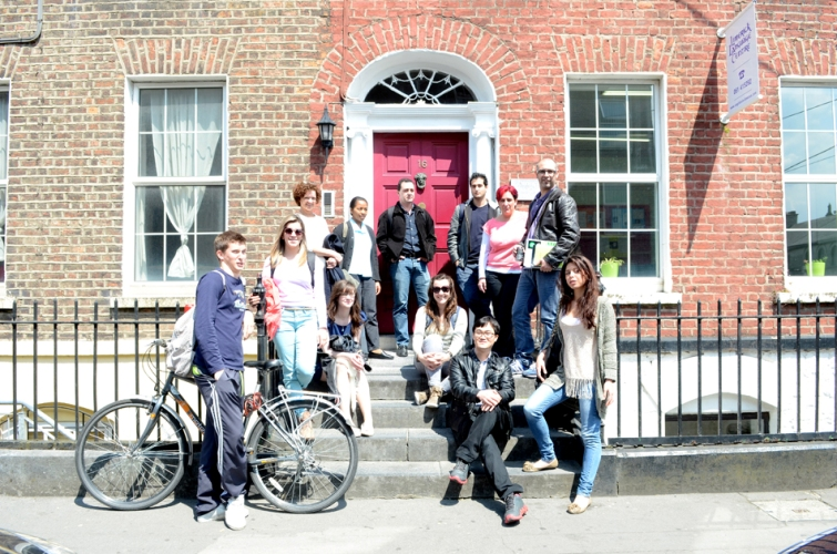 escuela Irlanda Limerick