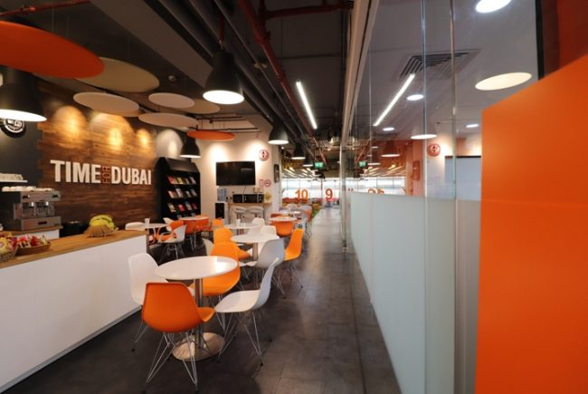 academia de inglés Dubai