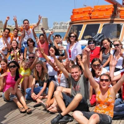 menores malta - Cursos de inglés con viaje en Grupo para menores