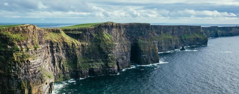 visa de estudio y trabajo en Irlanda