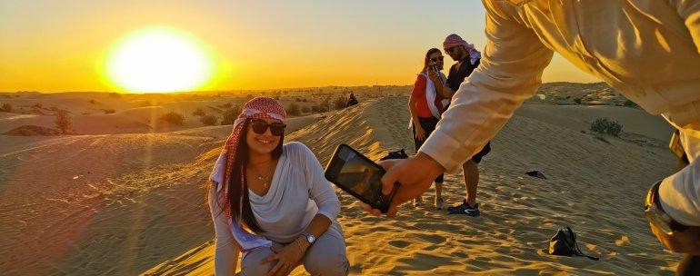 trabajar y estudiar inglés en Dubái